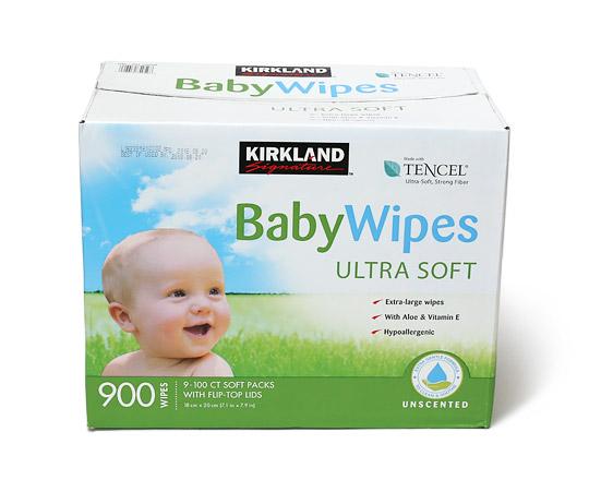 ベビーワイプス 赤ちゃん用おしりふき