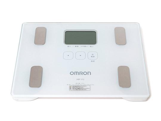 オムロン 体重体組成計 HBF-212 本体