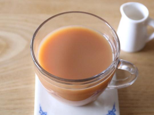 PGtips tea ピラミッド型ティーバッグ ミルクティー
