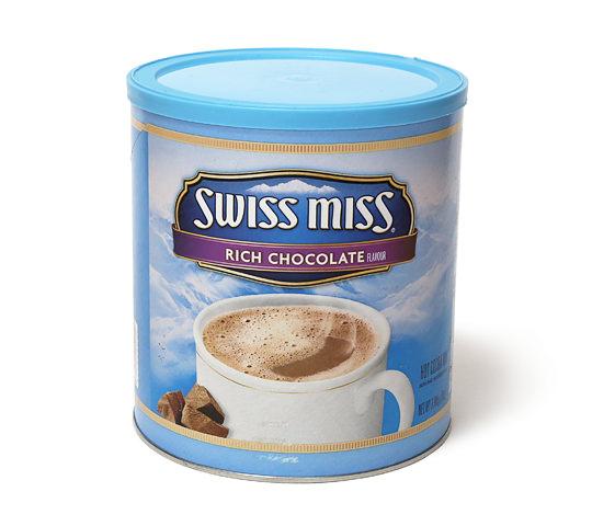 スイスミス ミルクリッチチョコレート ココアミックス