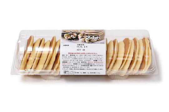 木村屋總本店 パンケーキ 24枚入