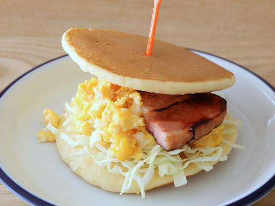 木村屋總本店 パンケーキ サンドイッチ
