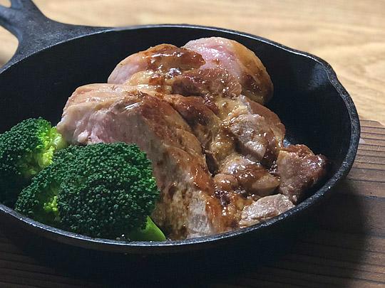 カナダ産豚肉 三元豚肩ロース 真空パック ポークソテー