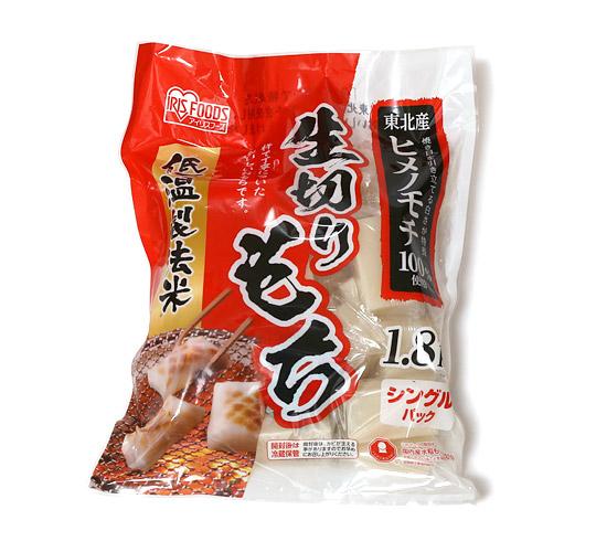 アイリスフーズ 低温製法米 生切りもち 1.8kg