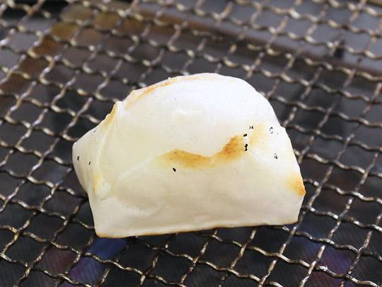 アイリスフーズ 低温製法米 生切りもち 焼いてみた