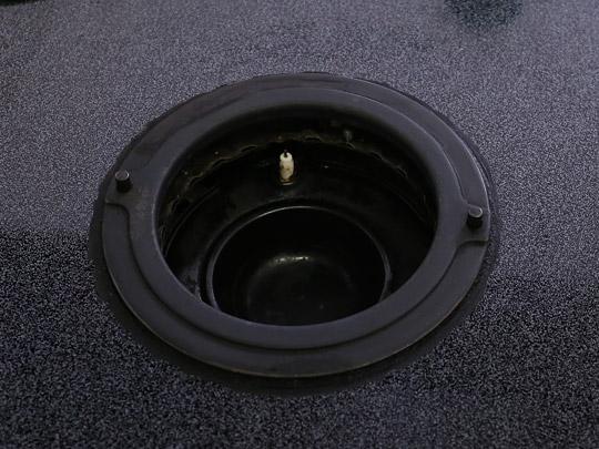 スコッチブライト ガスコンロ・IH用クリーナーでコンロ掃除(アフター)