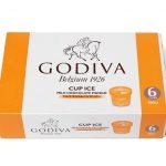 ゴディバ カップアイス ミルクチョコレートマンゴー