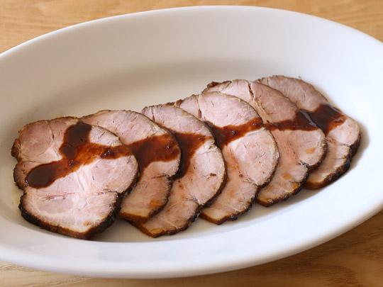 ストウブで作る焼豚(チャーシュー)
