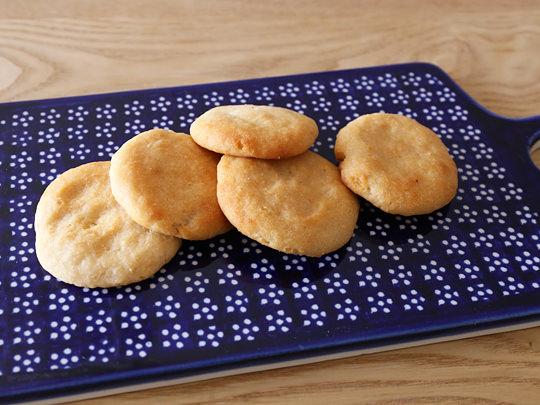 マッシュポテトの素で作る、ポテトソフトクッキー