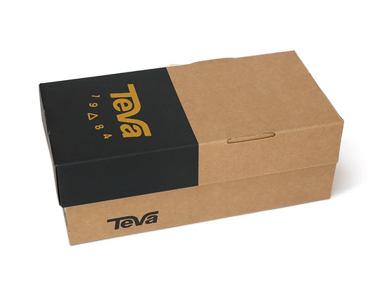 Teva レディースサンダル  WOMEN'S W HURRICANE XLT 外箱