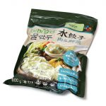 bibigo 水餃子 肉&野菜
