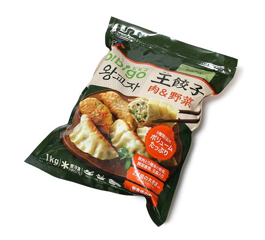 bibigo 王餃子 肉&野菜