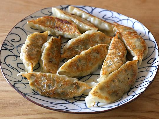 bibigo 王餃子 肉&野菜 調理例