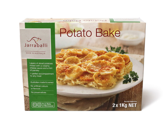 jarraballi ポテトベイク(冷凍ポテトグラタン)