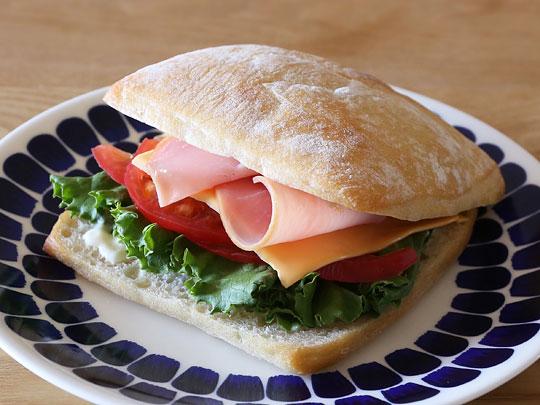 クリスタルブレッド サンドイッチ