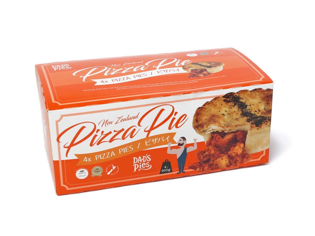 DAD'S PIES ニュージーランドピザパイ