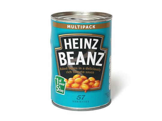 ハインツ ベイクドビーンズ 1缶