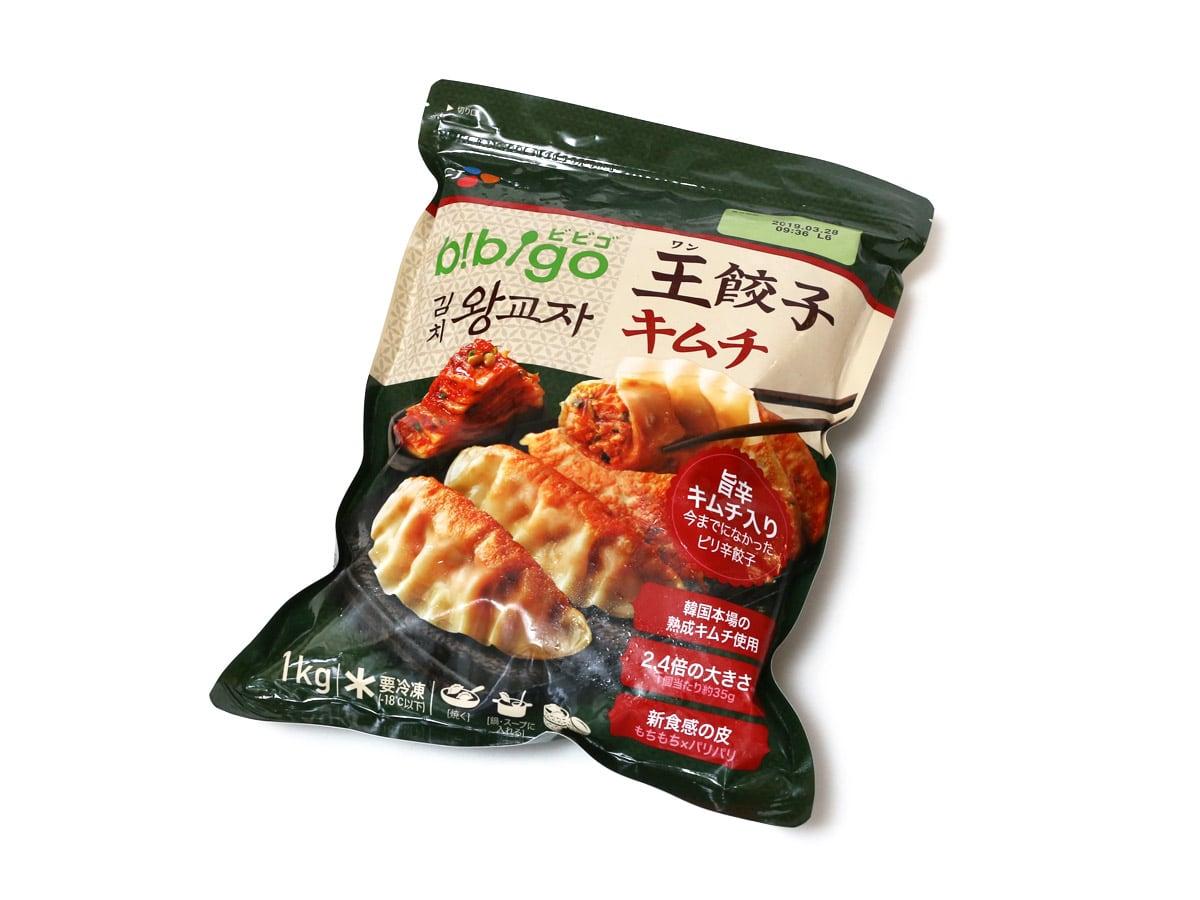 bibigo(ビビゴ)王餃子 キムチ