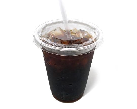 フードコート コールドブリューコーヒー