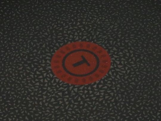 ティファール IHルビーエクセレンツ 26cmフライパン 赤いマーク