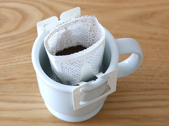 HAMAYA ドリップバッグコーヒー スペシャルブレンド セットした