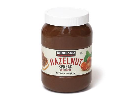 カークランド ヘーゼルナッツチョコスプレッド 1つ