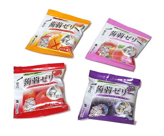My Sweets蒟蒻 4種ミックス 蒟蒻ゼリー 4種