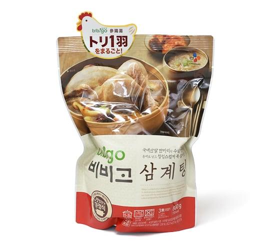 bibigo 参鶏湯(サムゲタン)