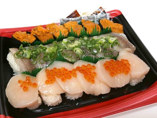 旬の握り寿司