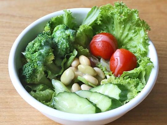 北海道産100%コーン ノンオイルドレッシング 1L 生野菜サラダにかけた