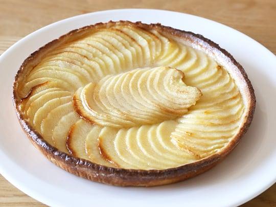 フランス産 冷凍アップルタルト pomone Tarte aux Pommes オーブン調理