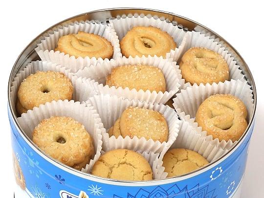ケルセン バタークッキー 開封
