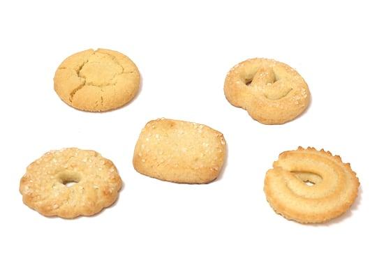 ケルセン バタークッキー 並べた
