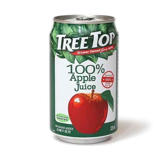TREE TOP 100%アップルジュース 1缶