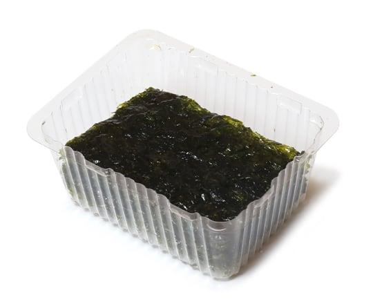 東遠ジャパン 韓国のり(えごま油入り&オリーブ油入り海苔) 中身(えごま油)