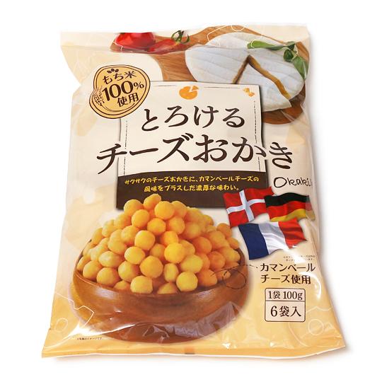 味源 とろけるチーズおかき 600g