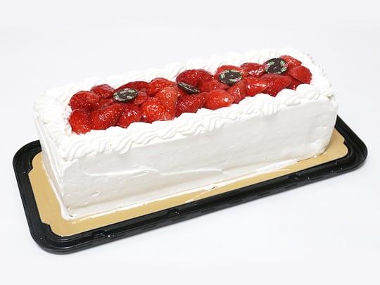ベリーグランドクリスマスケーキ(コストコクリスマスケーキ2018) 開封