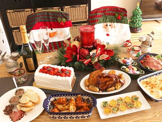 コストコ商品でクリスマスパーティー2018