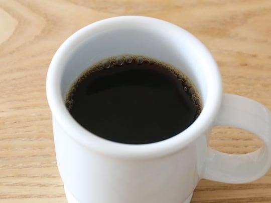 カークランドシグネチャー オーガニックエチオピアコーヒー コーヒー(出来上がり)