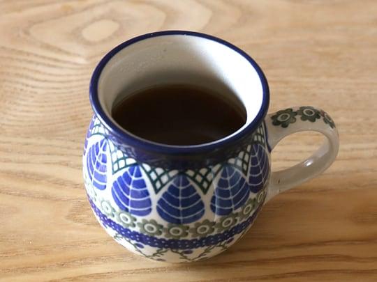 RODELLE オーガニックジンジャー 乾燥生姜パウダー 紅茶に入れた