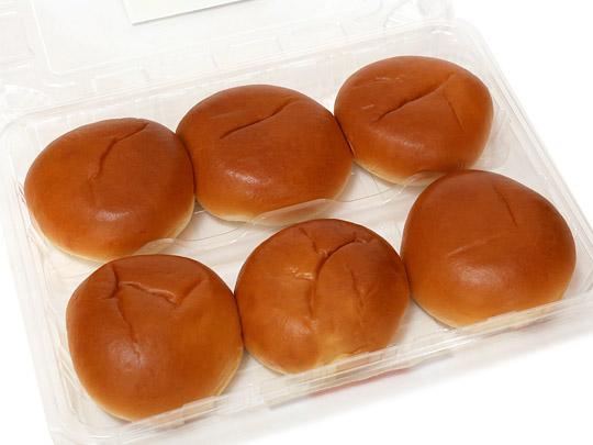 木村屋自慢のクリームパン 開封