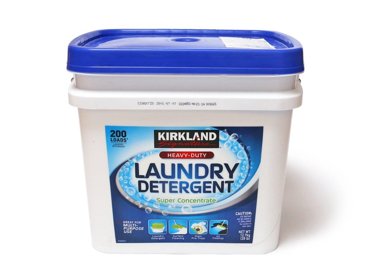 カークランドシグネチャー 粉末洗濯洗剤