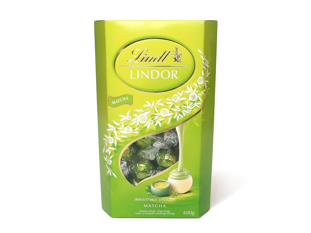 リンツリンドール トリュフチョコレート 抹茶