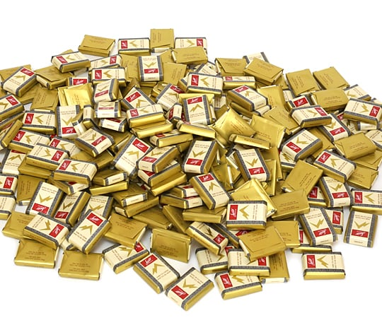 スイスデリス ダークチョコレート 全部出した