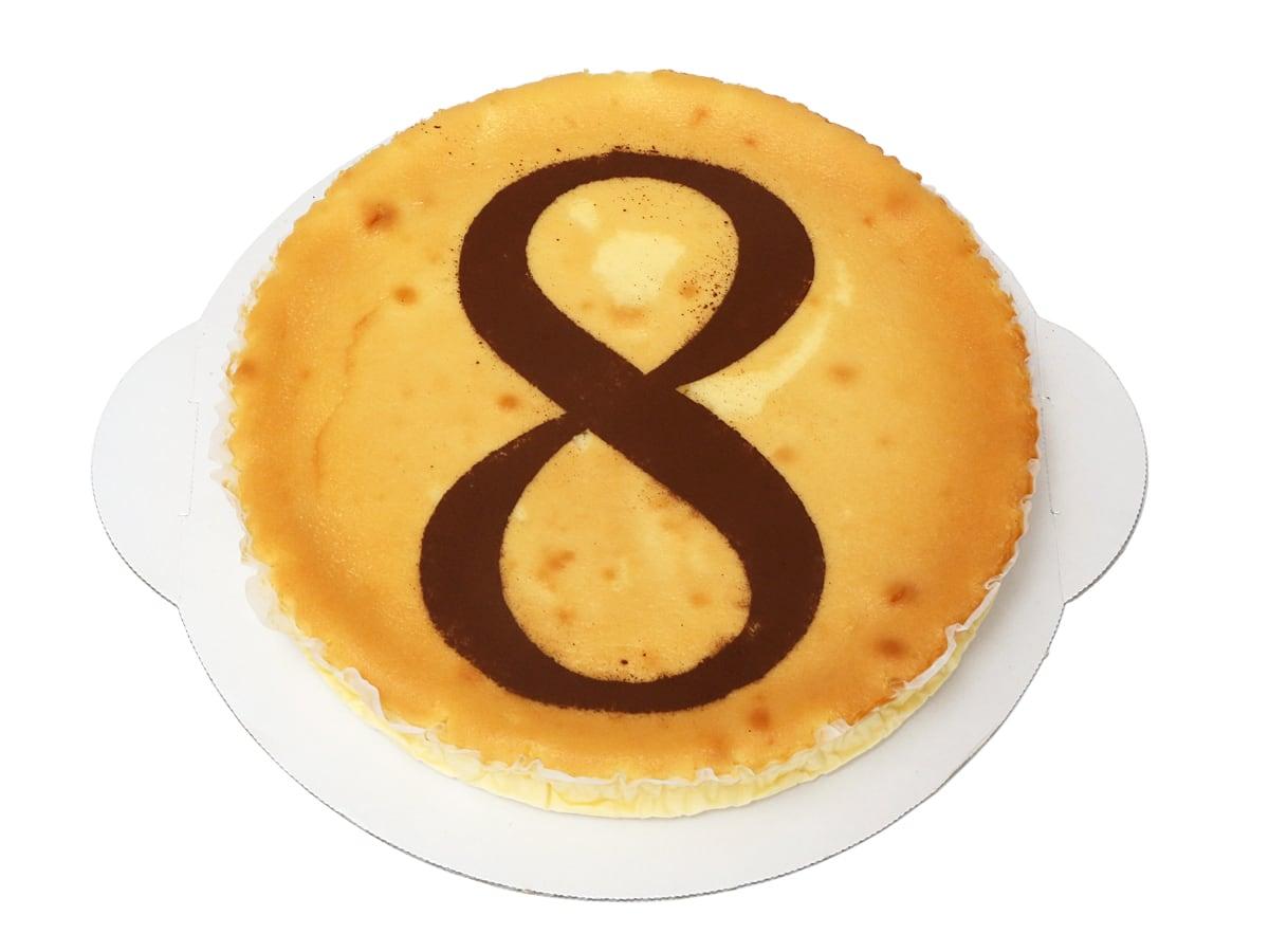 コストコ通ブログ8周年 スフレチーズケーキ