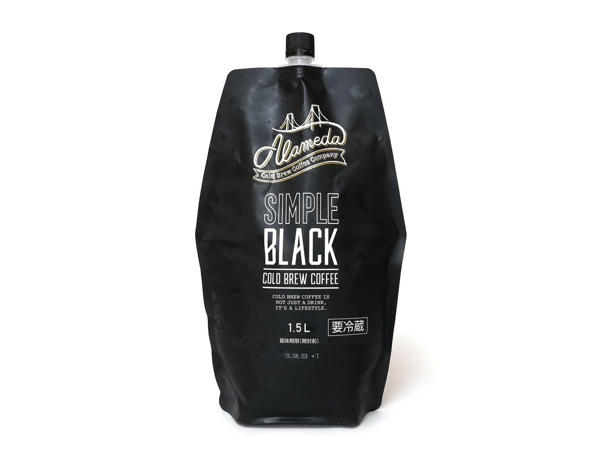 アラメダ コールドブリューコーヒー 1.5L