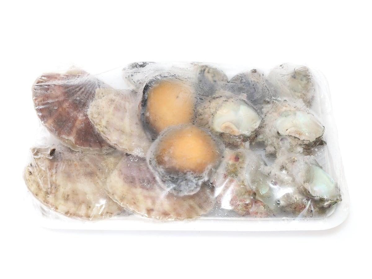 貝盛バーベキューセット(冷凍)