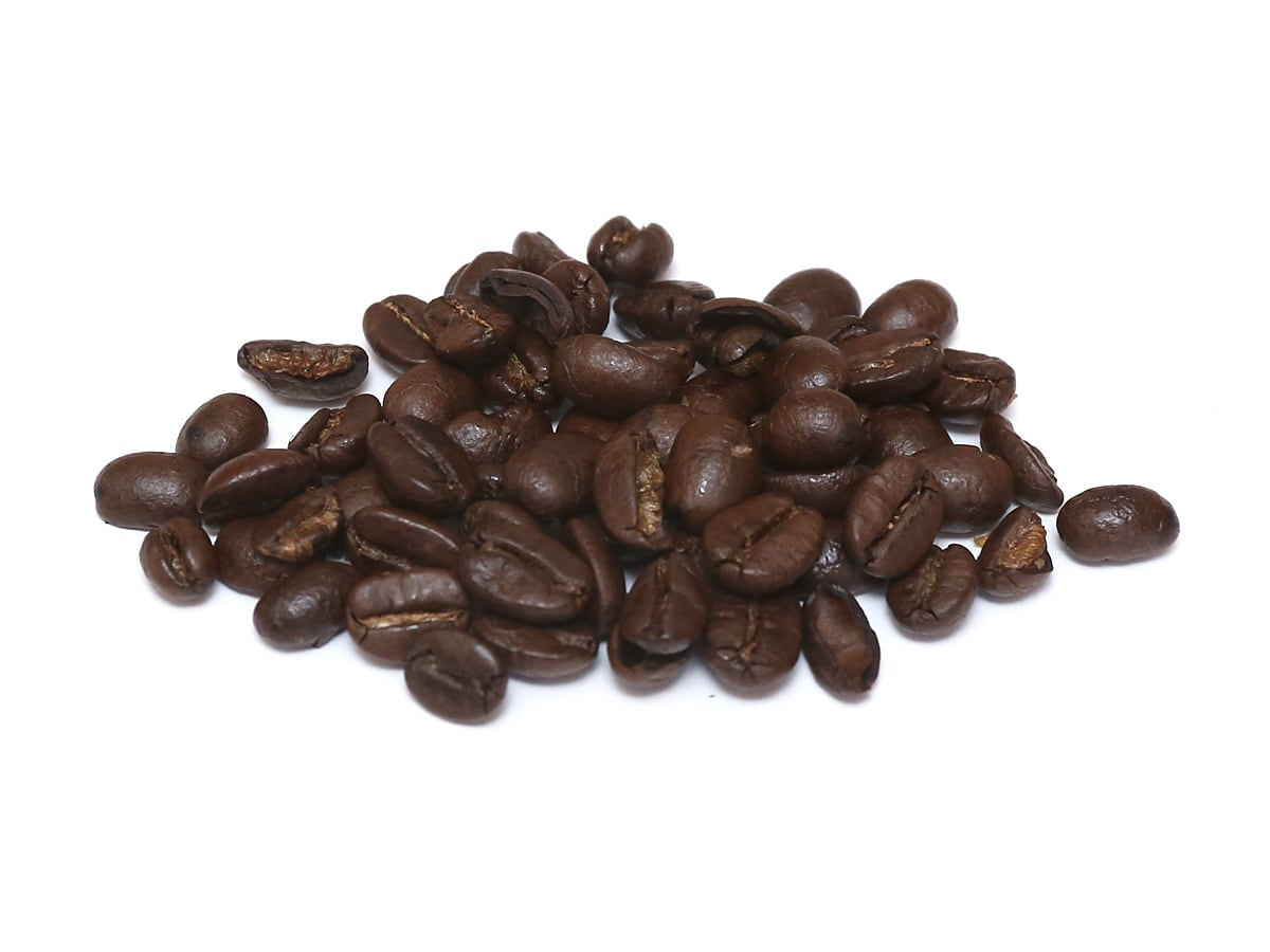 カークランドシグネチャー オーガニックニカラグアコーヒー 中身(珈琲豆)