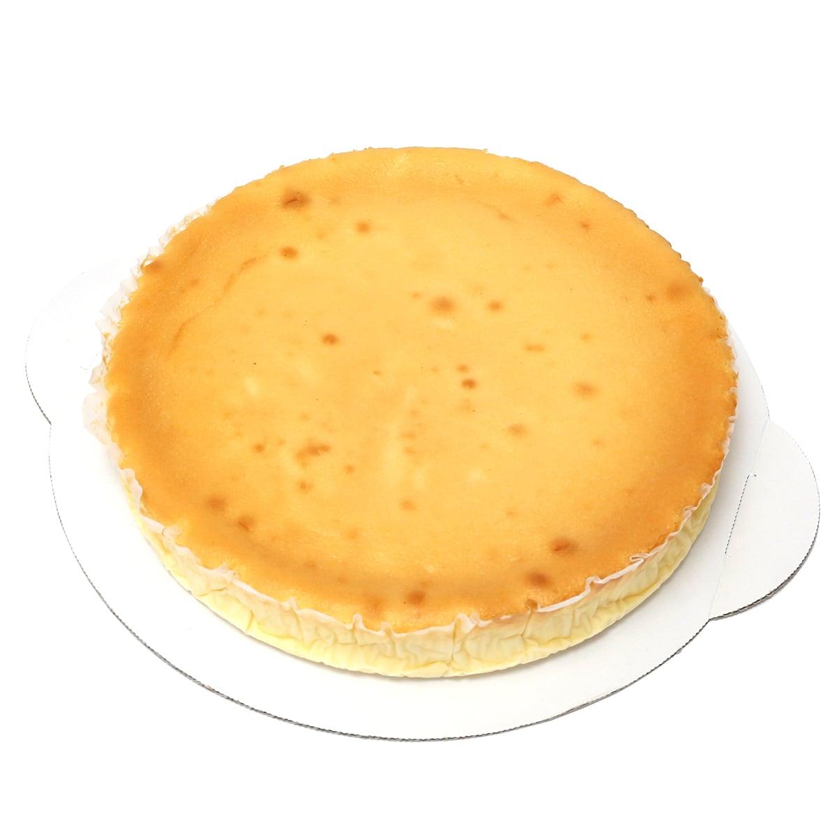 スフレチーズケーキ 開封中身