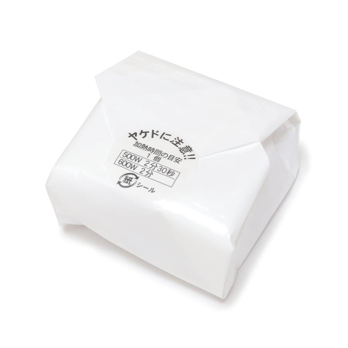 マルちゃん ライスバーガー焼肉 甘辛 1個(包の状態)